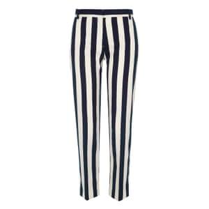 Monochrome stripe, £40, riverisland.com