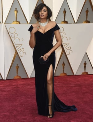 Taraji P. Henson star of Hidden Figures