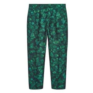 Green print, £69, cosstores.com.