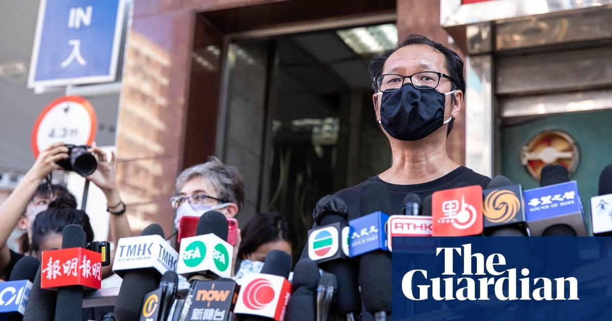 Hong Kong Tiananmen vigil group disbands amid crackdown on dissent
