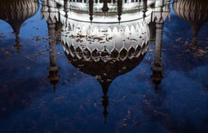 Royal Pavilion, Brighton by Cath Dupuy