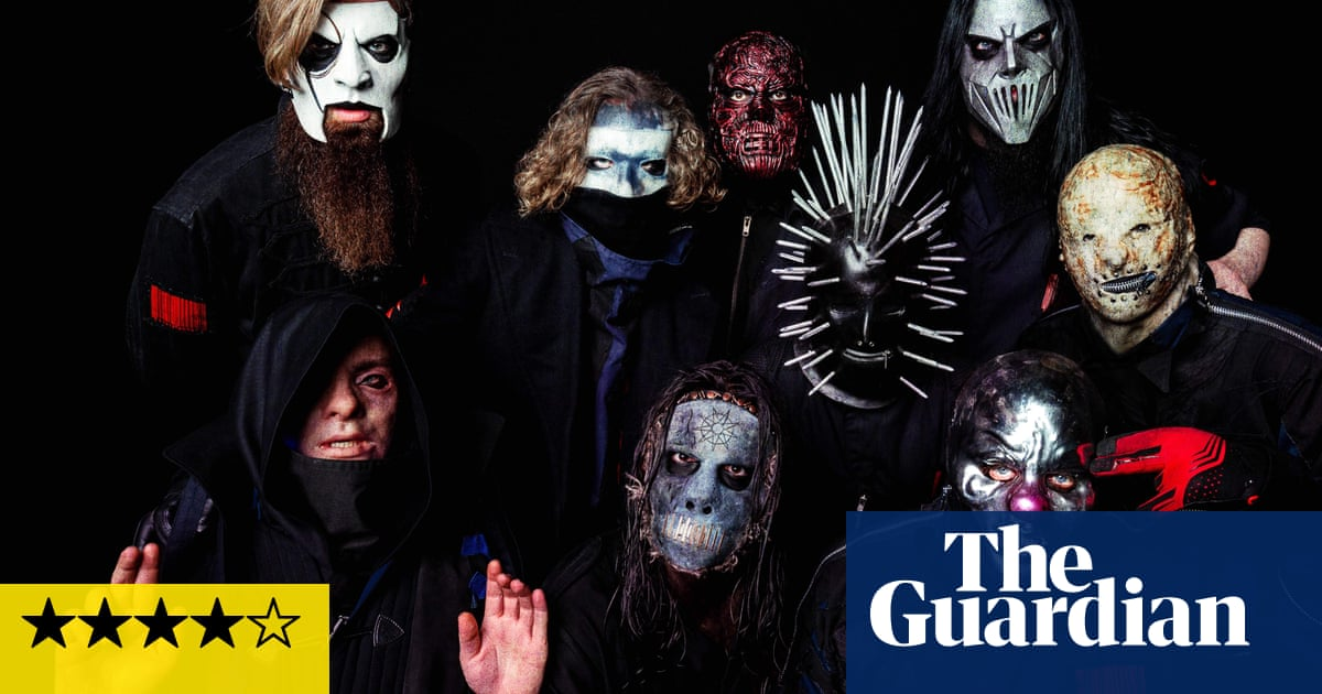 Slipknot: We Are Not Your Kind review – Iowan behemoths most brutal, gentle album