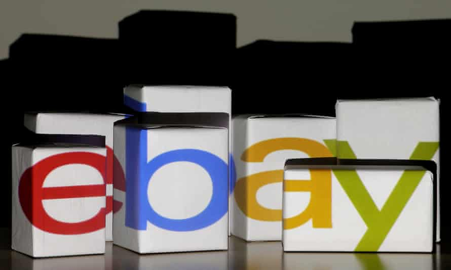 Six former senior eBay employees have been charged with cyberstalking.