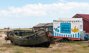 Dungeness Fish Hut Snack
