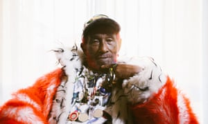 Lee 'Scratch' Perry.