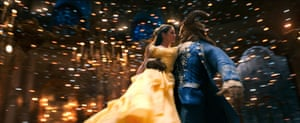 Revamped classic … Beauty and the Beast.