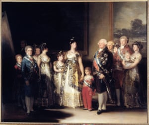 Simple truths … Francisco de Goya's The Family of Carlos IV (1748-1819).