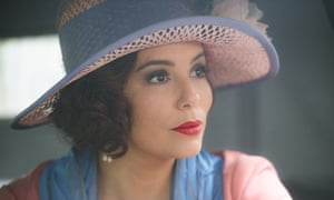 From Desperate Housewife to yummy mummy Margot Beste-Chetwynde … Eva Longoria in Decline and Fall.