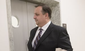 Walter Shaub has announced his resignation as head of the Office of Government Ethics.