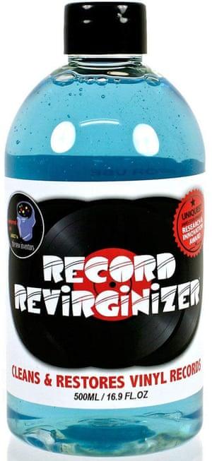 Record Revirginizer Liquid