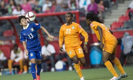 Thailand v Ivory Coast