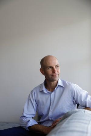 Environmental lawyer David Barnden