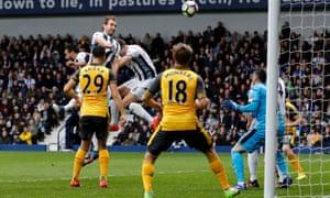 West Bromwich Albion 3 1 Arsenal Premier League As It Happened Football The Guardian