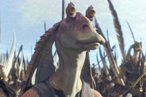 """""""A very bad Star Wars character"""""""