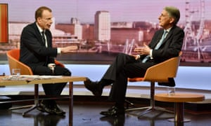 Philip Hammond on the Andrew Marr Show yesterday.