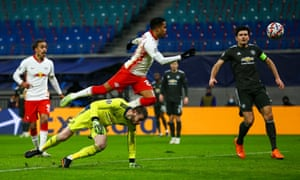 RB Leipzig 3-2 Manchester United: Champions League – as it happened |  Football | The Guardian