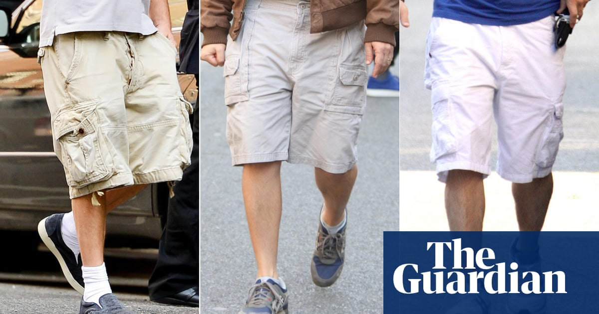 c95c64e5b Cargo shorts – practical clothing or man-shaming stupid pants ...