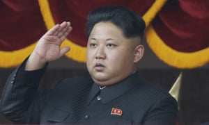 North Korean leader Kim Jong-un is building up a nuclear arsenal which could lead to proliferation in the region.