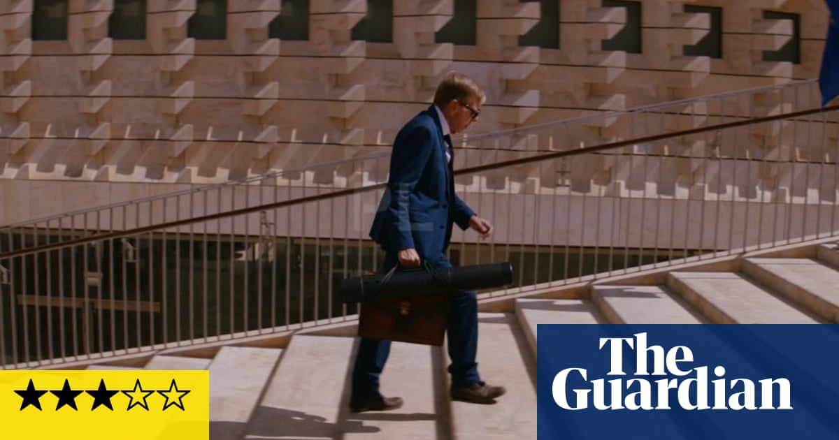 The Obscure Life of the Grand Duke of Corsica review – Tim Spall as oddball architect