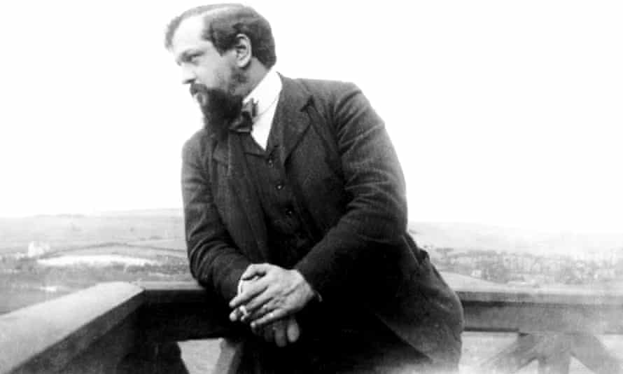 Claude Debussy: in thrall to new sonic possibilities.