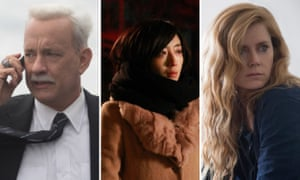 Tom Hanks in Sully; Black Coal, Thin Ice; Amy Adams in Sharp Objects