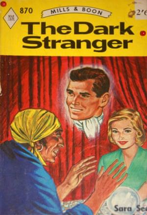 The Dark Stranger by Sara Seale.