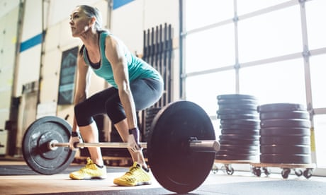 Large butts, big thighs: why weightlifting is so empowering to women