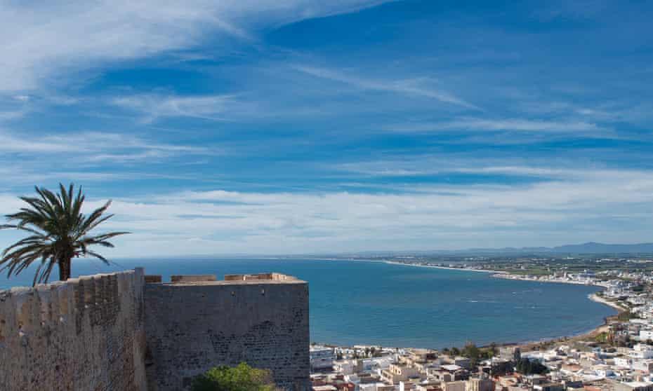 Tunis, where the Jasmine revolution began in 2011.