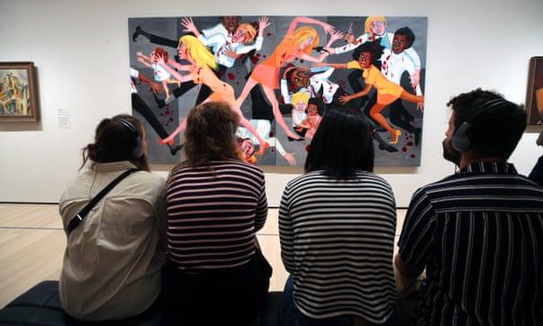 Moma Boss Tops Art Power List After Gallery S Relaunch Art