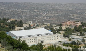 The Synchrotron-Light for Experimental Science and Applications (Sesame) research centre in Jordan.