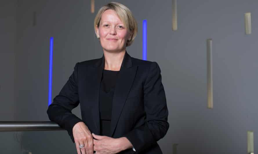 Alison Rose, who becomes chief executive of RBS in November.