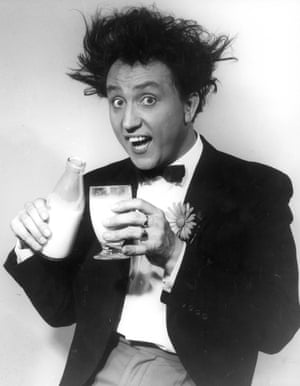 Dodd during a photo shoot to promote the benefits of milk circa 1959.