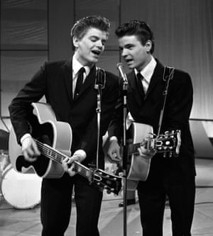 'Saturday Spectacular' - Everly Brothers ITV Archive