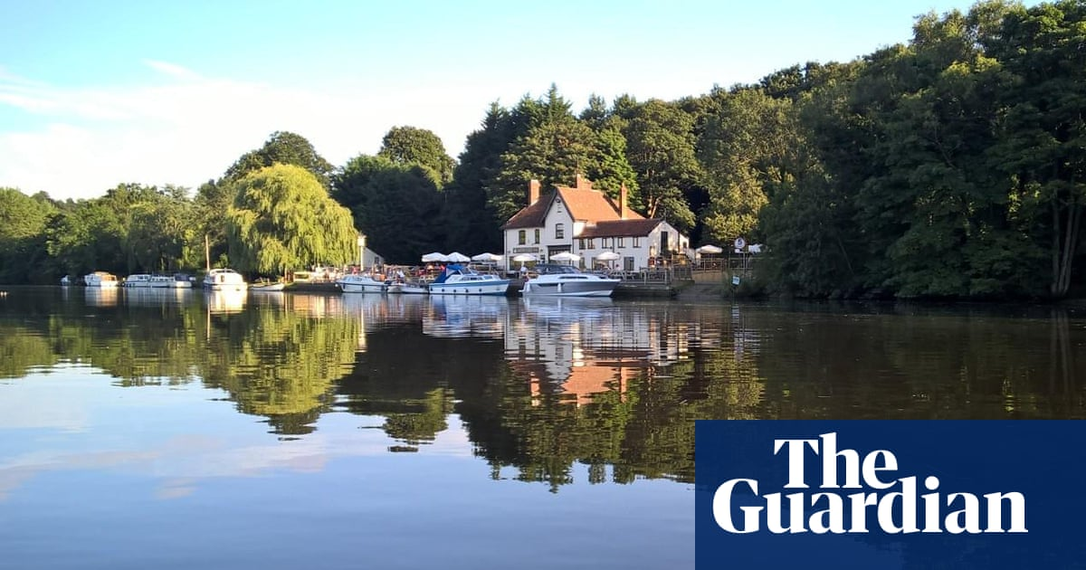 Ales of the riverbank: a pub crawl of Norwich by canoe ...