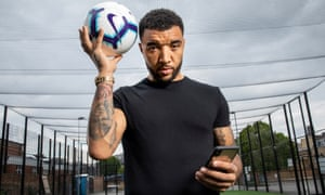 Troy Deeney: 'If I'm on my A-game it'll be very difficult for whoever's playing.'