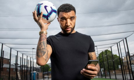 Troy Deeney ready for FA Cup final battle with 'beast' Vincent Kompany