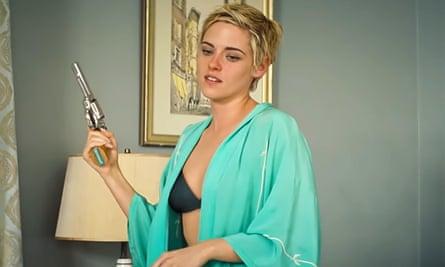 Kristen Stewart in Seberg.