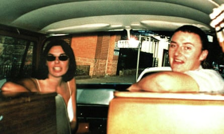 British couple Joanne Lees and Peter Falconio