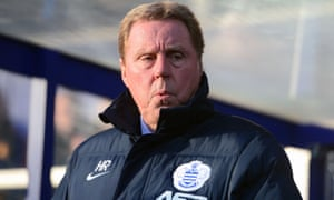 Harry Redknapp has been out of football since leaving Queens Park Rangers in February 2015.