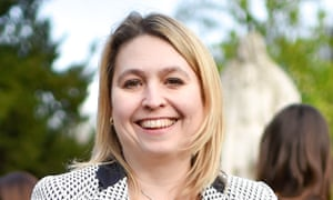 Karen Bradley, the newly appointed culture minister.