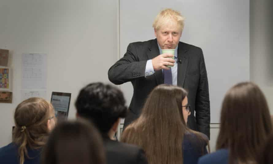 Boris Johnson is to announce a new 'lifetime skills guarantee' in a speech on Tuesday.