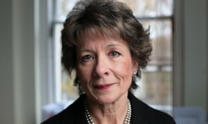 Professor Lesley Regan, head of Royal College of Obstetricians and Gynaecologists