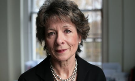 Prof Lesley Regan, head of the Royal College of Obstetricians and Gynaecologists