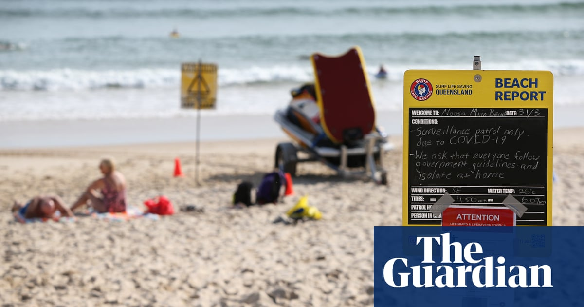 Morrison government flags incentives for Australians to take domestic holidays to save tourism industry – The Guardian