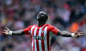 Mitchell helped sign Sadio Mané while at Southampton.