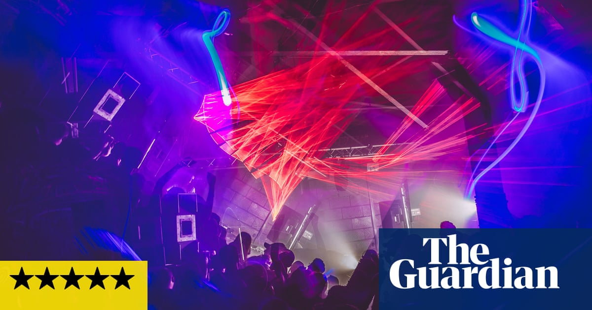 No Bounds festival review – Sheffield's electro-industrial heart is still beating