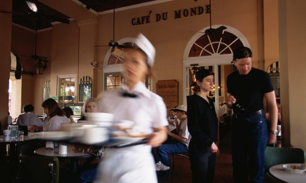 Can someone help me find out information about waitressing and tipping?