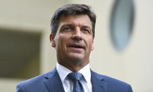 Angus Taylor denies playing a role in structuring the company which received $80m for a water buyback, saying he only advised on the agricultural side