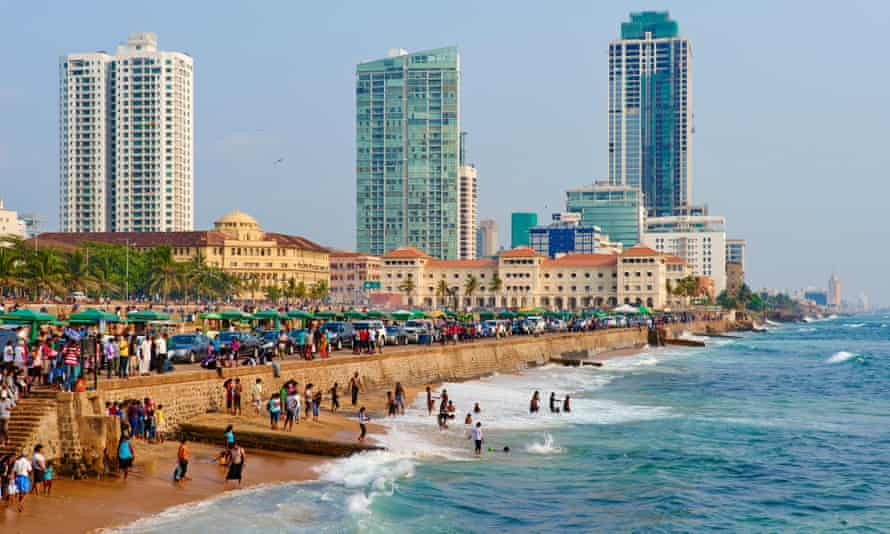 How will the burgeoning city affect the rest of Colombo?