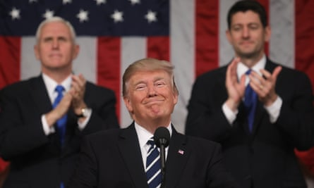 In his joint address to congress on 28 February 2017, Donald Trump officially launched his tax cuts effort, saying there would be a 'big, big cut' for companies and 'massive tax relief for the middle class'.
